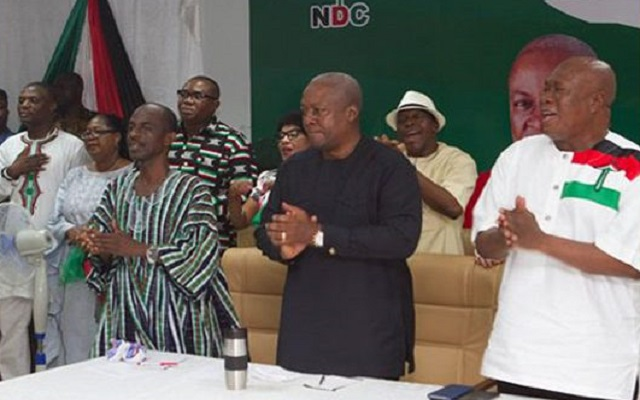 'Comfortable lead' was to minimise frustrations of NDC supporters