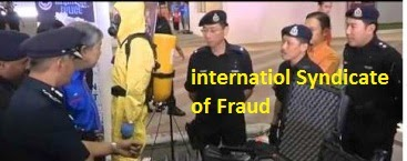 syndicate of scam export import