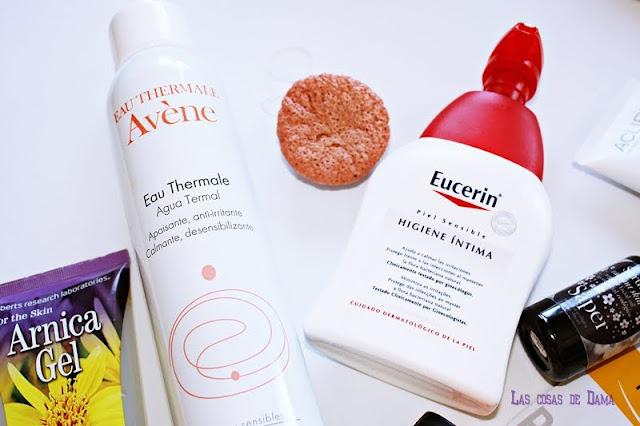 terminados acabados productos beauty eucerin avene iroha nature saper cosmética foot konjak