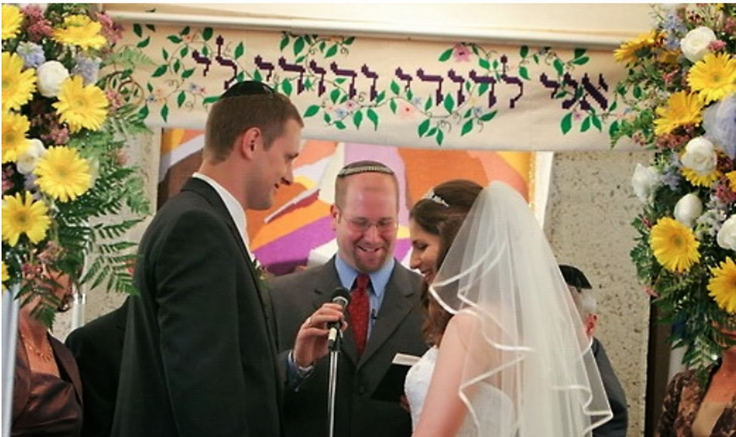 Rabbi For Wedding - Rabbi for Weddings - Destination Weddings