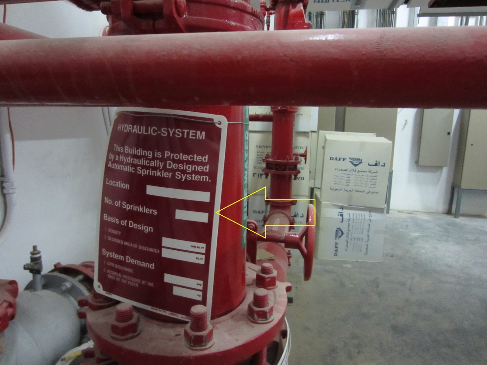 Fire Sprinkler Hydraulic calculations manual