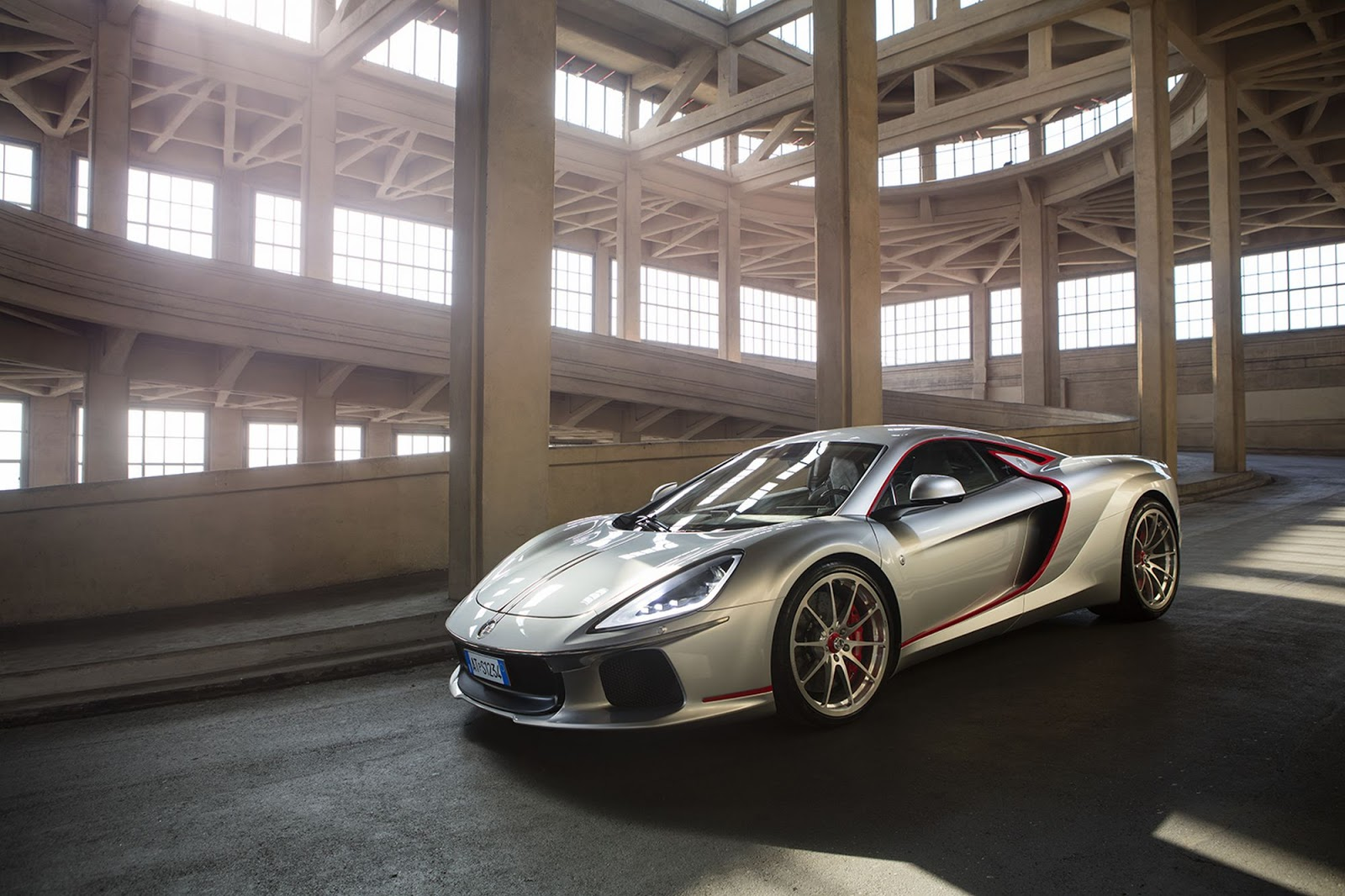 ATS Drops New Gallery Of Sleek GT Supercar