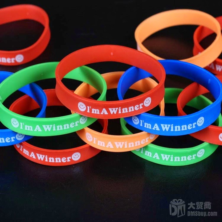 ISTANA RUBBER Jasa Pembuatan gelang karet custom wristband