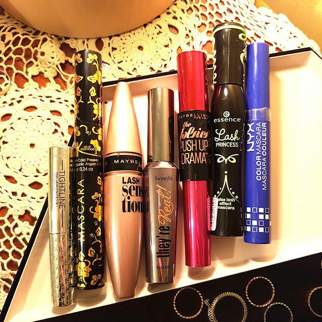 mascara collection | Almost Posh