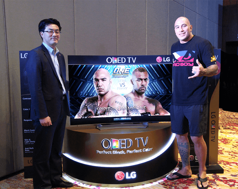 LG Smart TV Gives Owners One Championship App For Free In Their Smart World App Store! (Press Release)