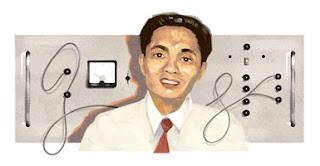 Hari Ini Google Doodle Peringati Ulang Tahun Samaun Samadikun