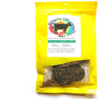 crunchy cow beef jerky