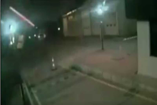 Vídeo recorrido por la colonia Lindavista y alrededores asi quedaron tras abatir a El H-2 donde parecía zona de guerra