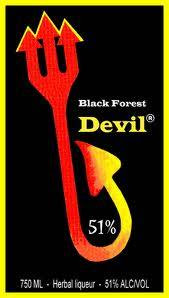 Black Forest Devil