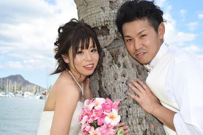 Tomoyuki and Mayu