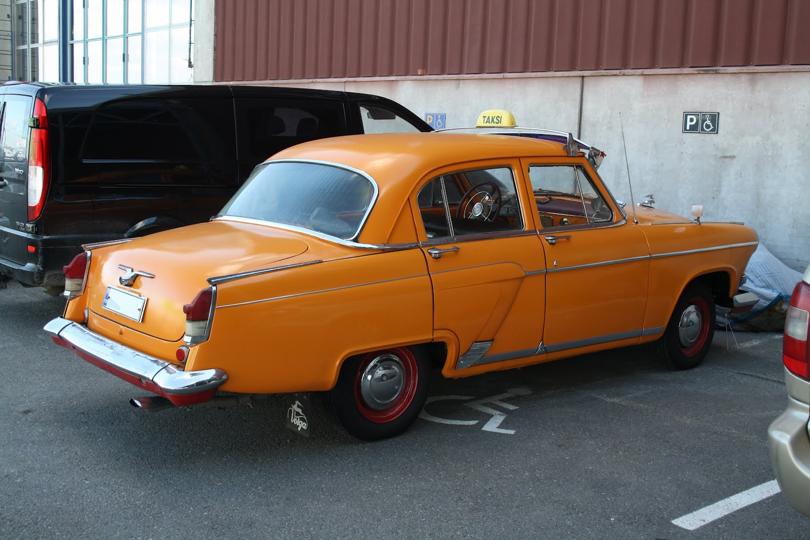 Helsinki Taxi