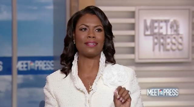 New Omarosa tape appears to show Trump staffers discussing N-word tape