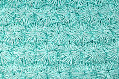 6 - Majovel Crochet y ganchillo Imagen puntada para mantas y cobijas