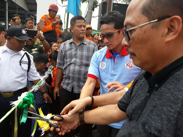 Sandiaga Uno Wakil Gubernur DKI