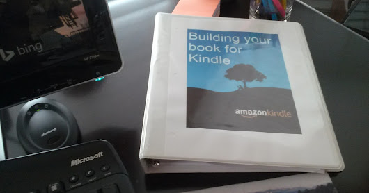 How to Make Your Manuscript Into a Kindle E-Book on Amazon - Part 3 - Get Your E-Book Covers Here! (Not All Free)