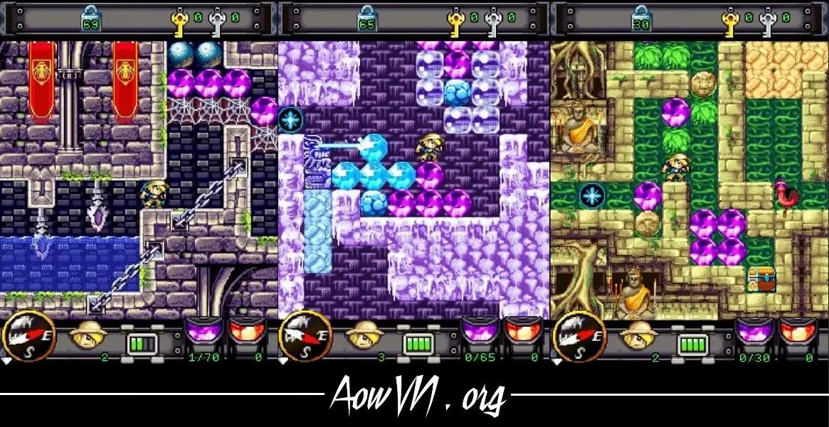 AowVN.org m%2B%25283%2529 - [ Offline ] Diamond Rush Original | Android & IOS - Lại Quay Về Với Tuổi Thơ