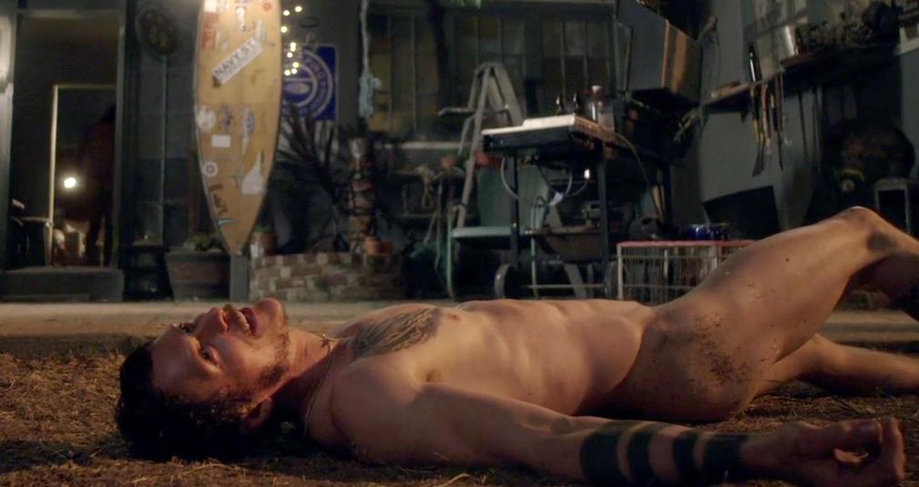 Tucker naked jonathan