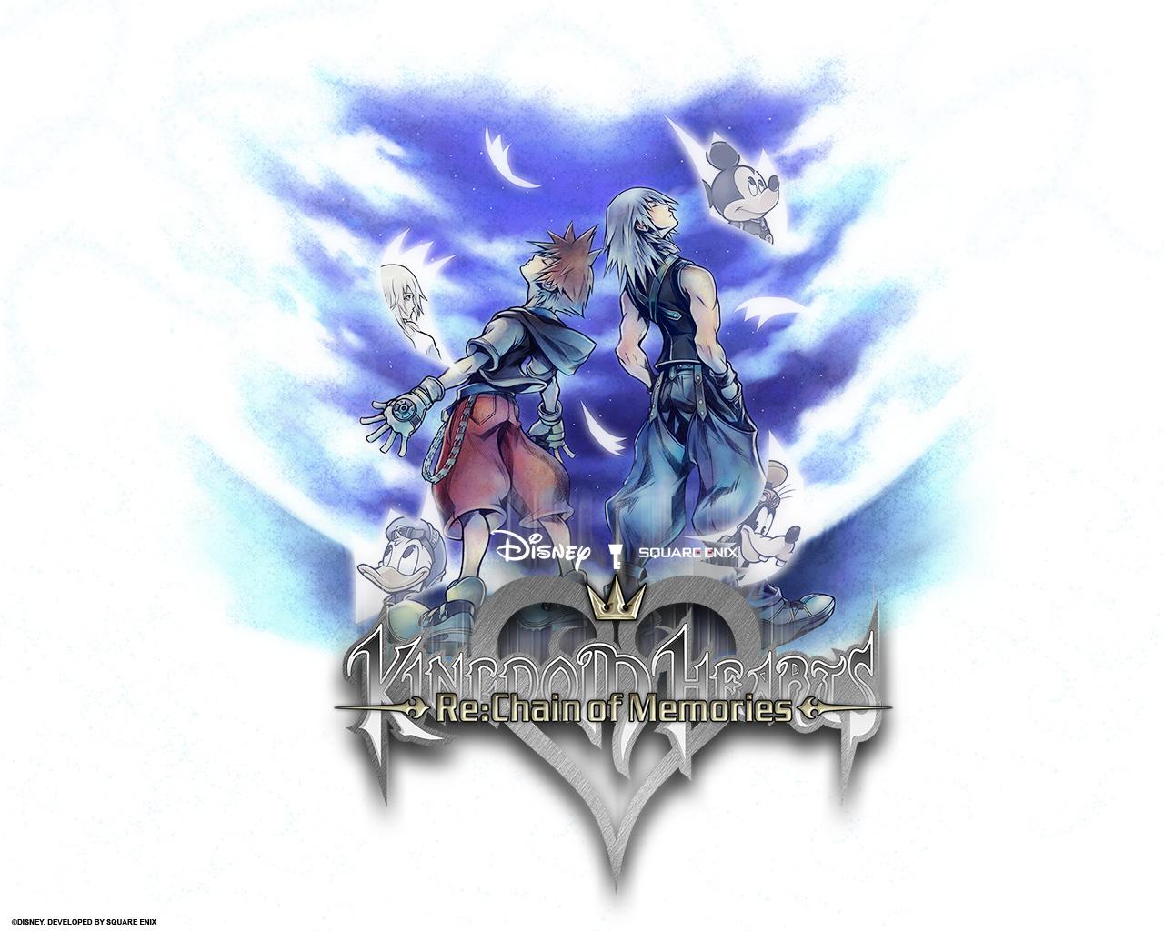 Final Kingdom: More Cool Kingdom Hearts Wallpapers