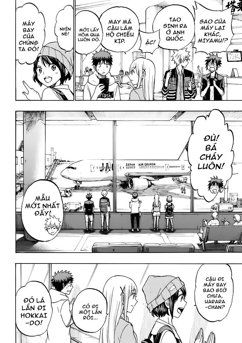 Yamada-kun to 7-nin no majo chap 200 Trang 6 - Mangak.info