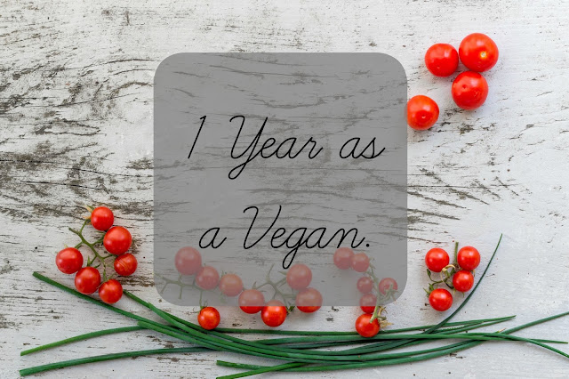 My General Life - 1 Year As A Vegan