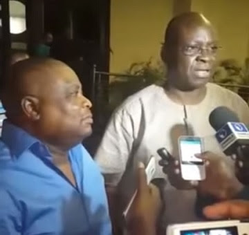 aluko and fayose reconciliation