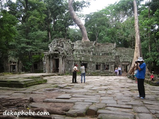 i am a dekaphobic]: Temple Run at Siem Reap (Part 2)