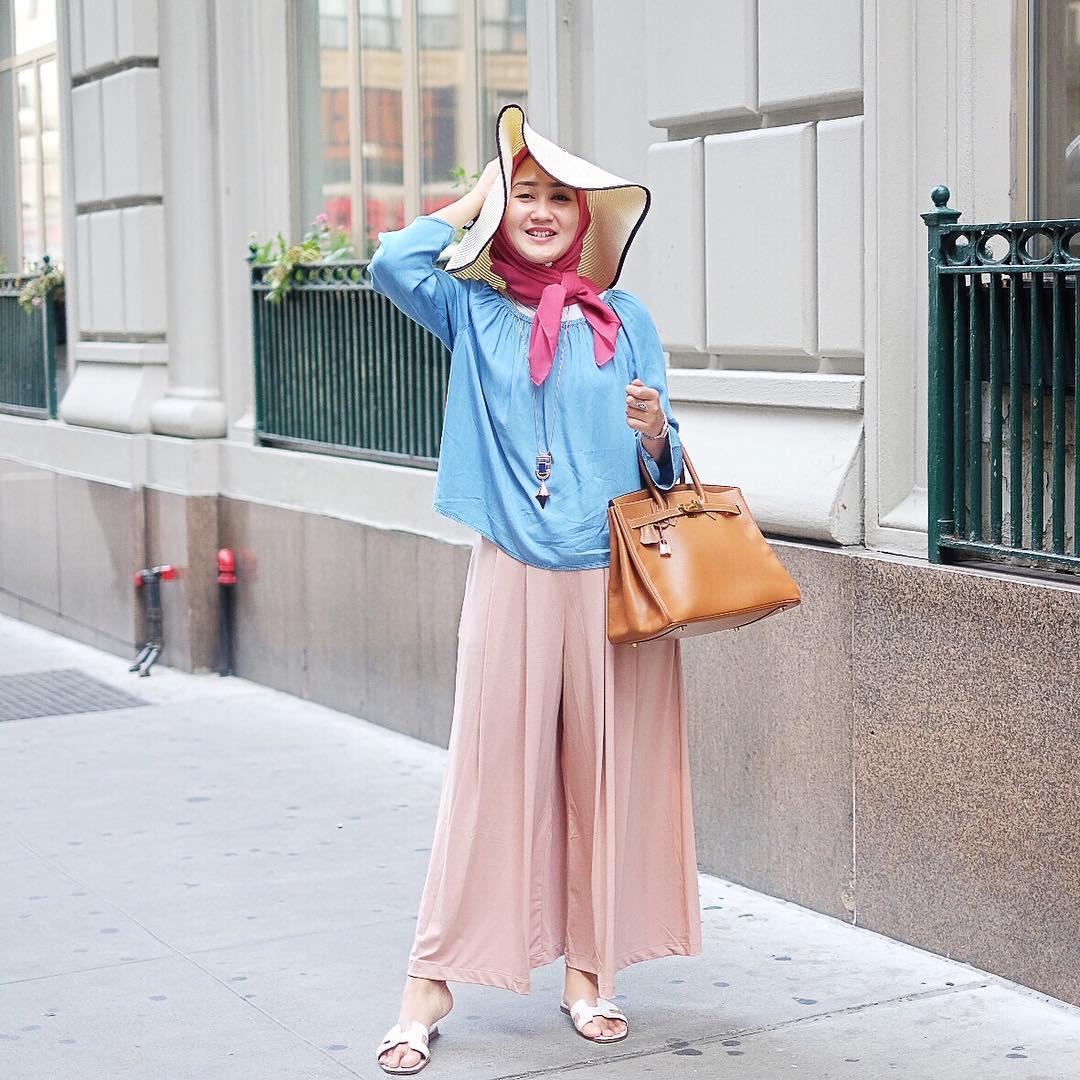 Cara Memakai Hijab Dian Pelangi 2018 Tutorial Hijab