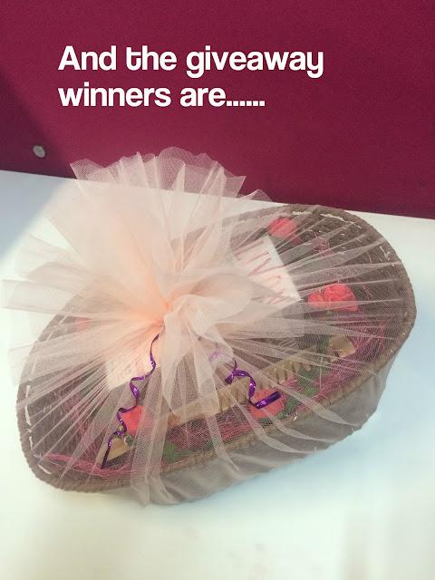 Giveaway winner of Livon #salonnahilivon Challenge