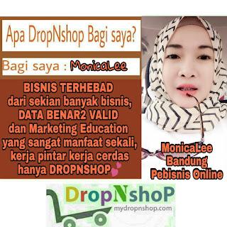 Bisnis online Dropnshop di buka di Pekanbaru Hub 0813.2666.3434