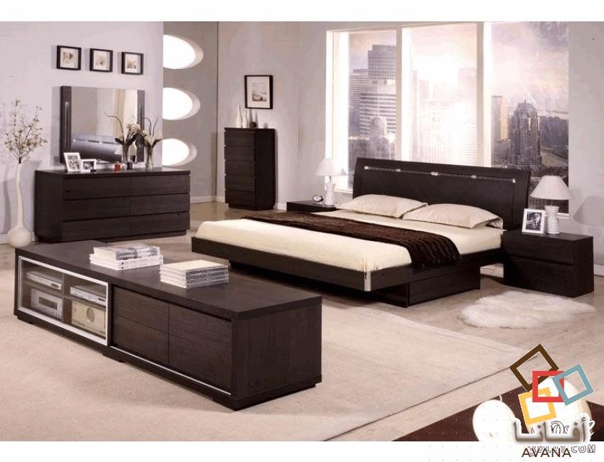 مجموعة مميزة من غرف نوم ايكيا أفانا