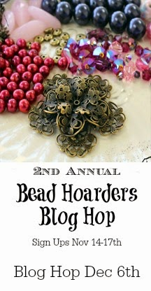 Second Annual Bead Hoarders Blog Hop