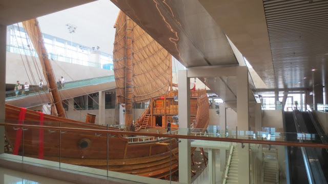 Lingang New City - China Maritime Museum