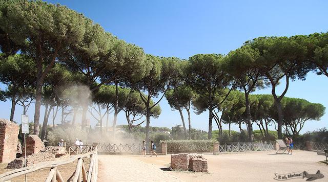Monte Palatino, Roma, Itália