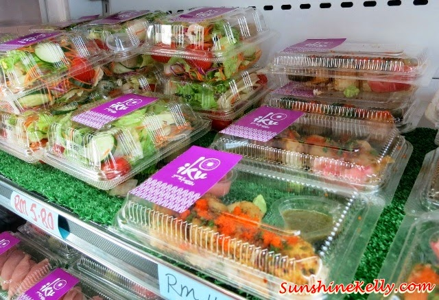 affordable healthy fast food, salad, take away, to go,