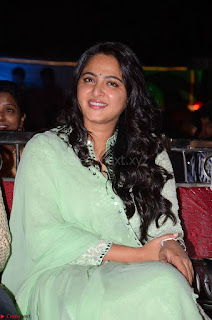 Anushka Stills At Show Time Movie Audio Launch 10.jpg
