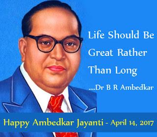 Ambedkar Jayanthi Wishes Images