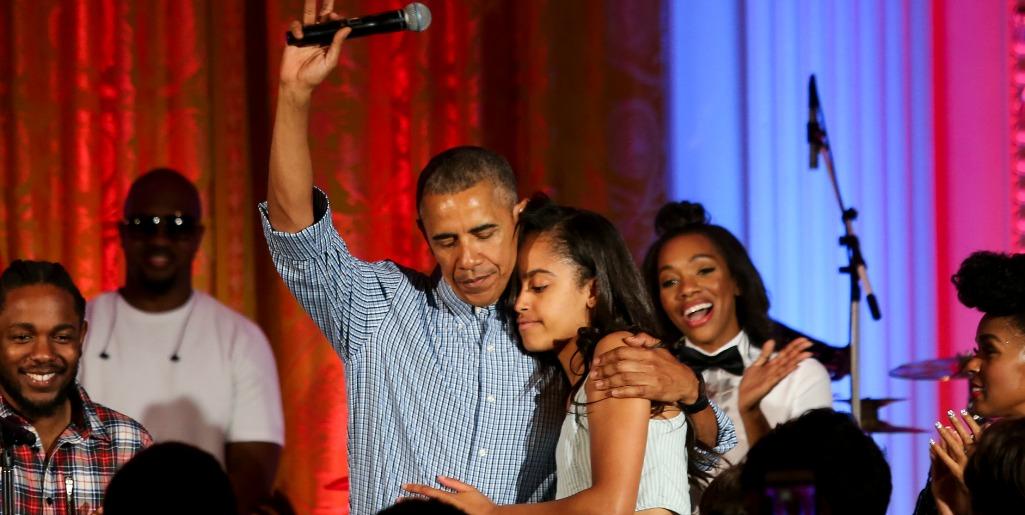 malia obama prom photo- Obama's Daughter Malia obama