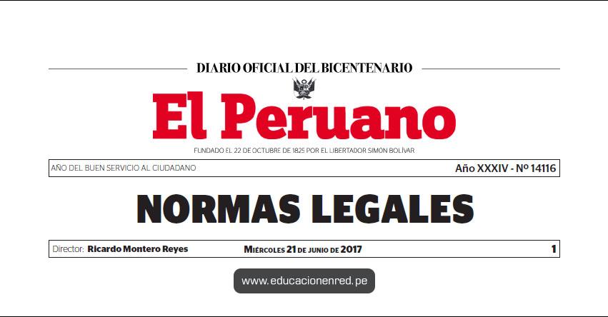 R. M. Nº 355-2017-MINEDU - Encargan funciones de Directora General de la Dirección General de Infraestructura Educativa (Patricia Alvarado Lizarme) www.minedu.gob.pe