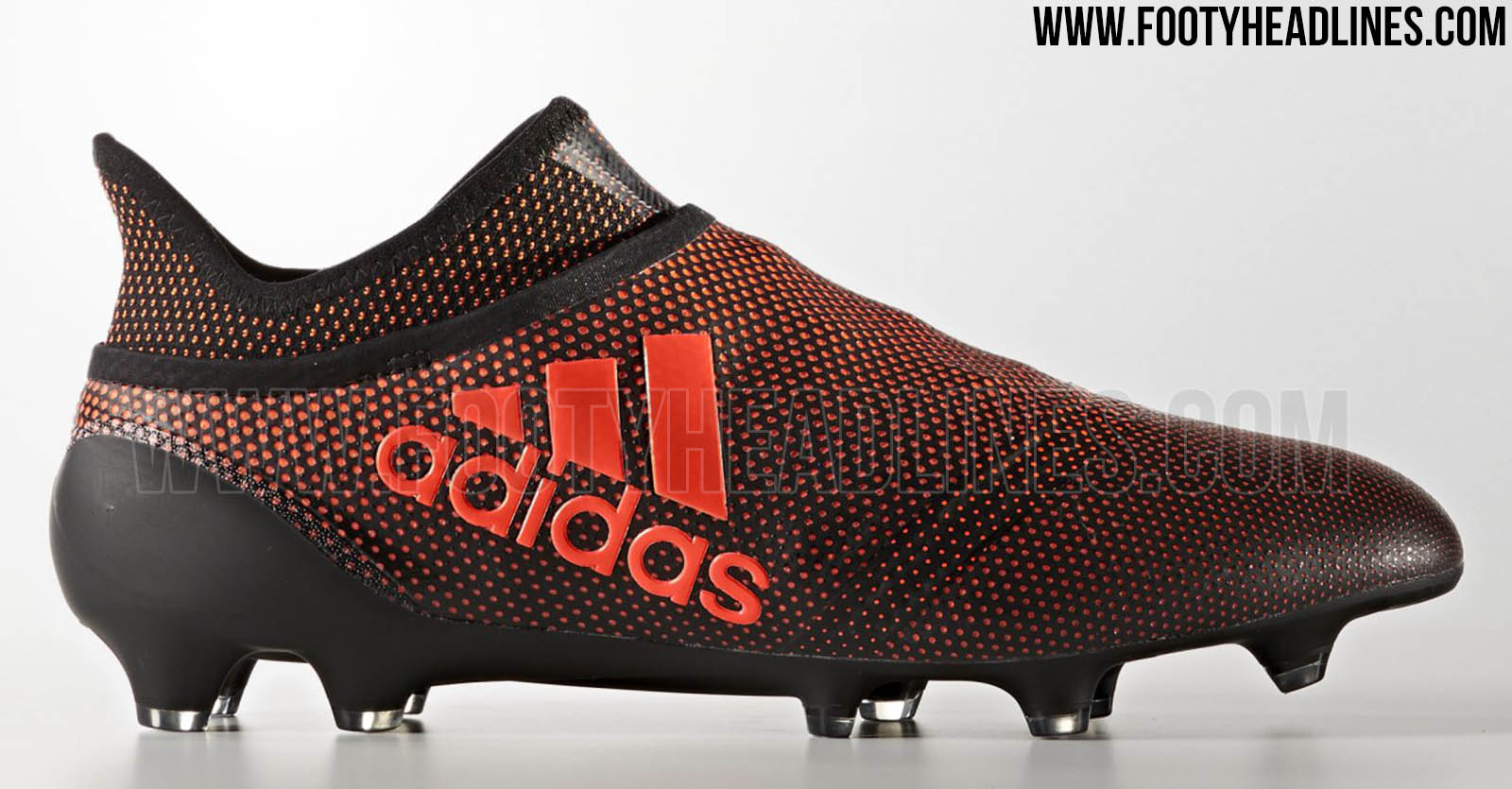 1dc971f5b ... 2016 ACE second generation 15.1 TF gold red white ... cheap adidas x ace  soccer boots black white brown Adidas X 17+ Purespeed Pyro Storm ...