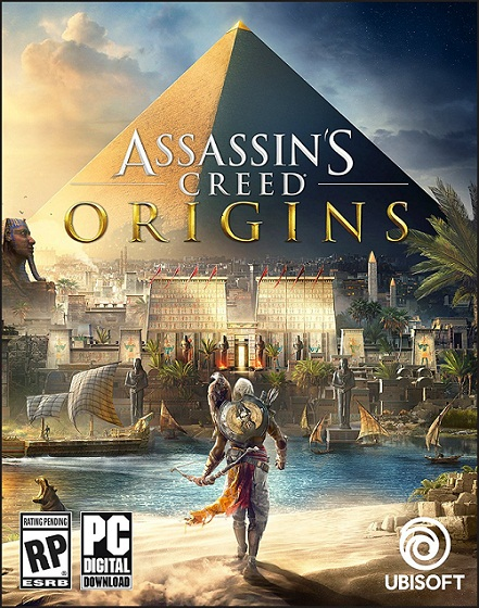 Assassin's Creed Origins Free Download For PC