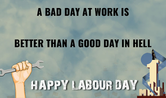 Labor day quotes in English