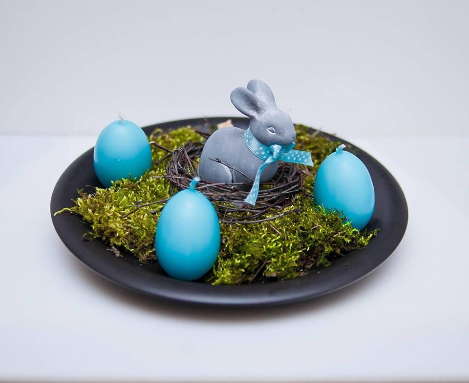 jajka króliczek