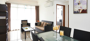Serviced Apartments - 1 + Study