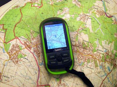 Карты для навигаторов