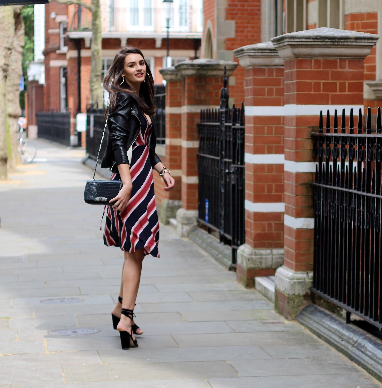 smart casual style london peexo blogger