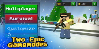 Pixel Strike 3D v3.0.0 Mod Apk (Unlimited Money) Terbaru