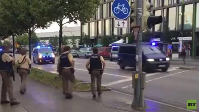 Varias personas han muerto en un tiroteo en Munich