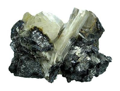 la valentinita es un mineral de antimonio