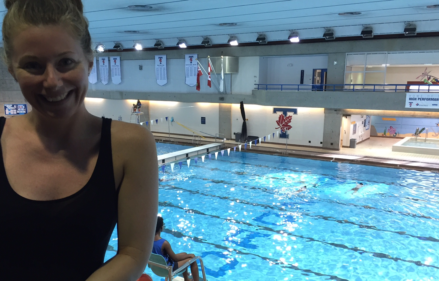 Guest Blog Lindsay Sutherland The University Of Toronto 39 S Olympic Sized Pool Swimming Holes