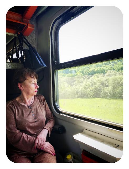 Trenes en Transilvania